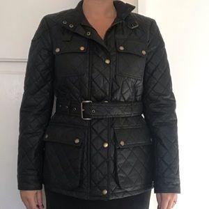MICHAEL Michael Kors Black Coat